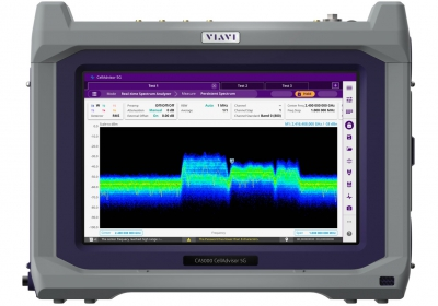 VIAVI CellAdvisor 5G基站测试分析仪