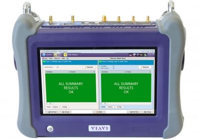 VIAVI MTS 5800-100G手持式网络和光纤测试仪