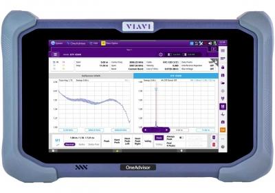 VIAVI OneAdvisor-800基站安装和维护测试工具