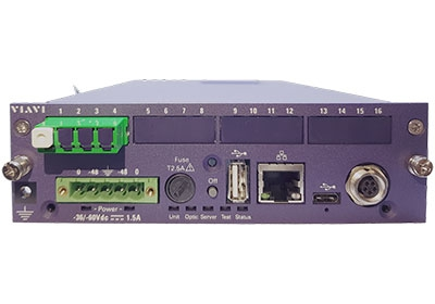 VIAVI SmartOTU远程光纤测试解决方案