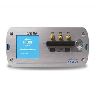 Spirent GSS6450 GNSS Signal Simulator